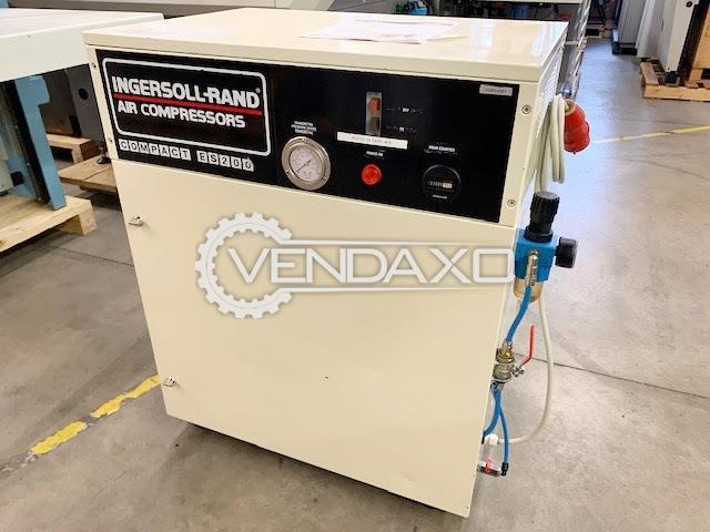 Ingersoll Rand Compact ES200 Air Compressor - 225 l/min