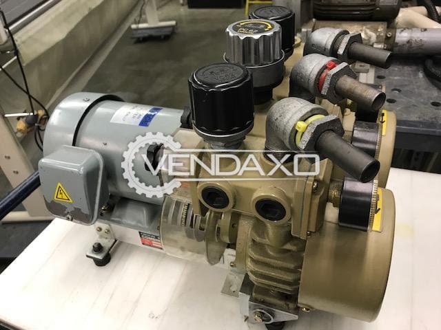 Orion CBX 15NK Vacuum Pressure Pump - 0.6 m3/hr