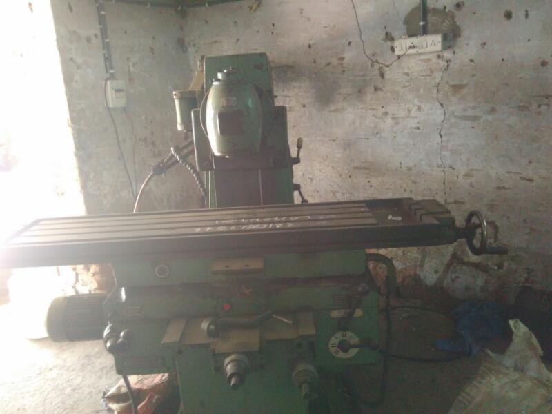 Milling machine 2