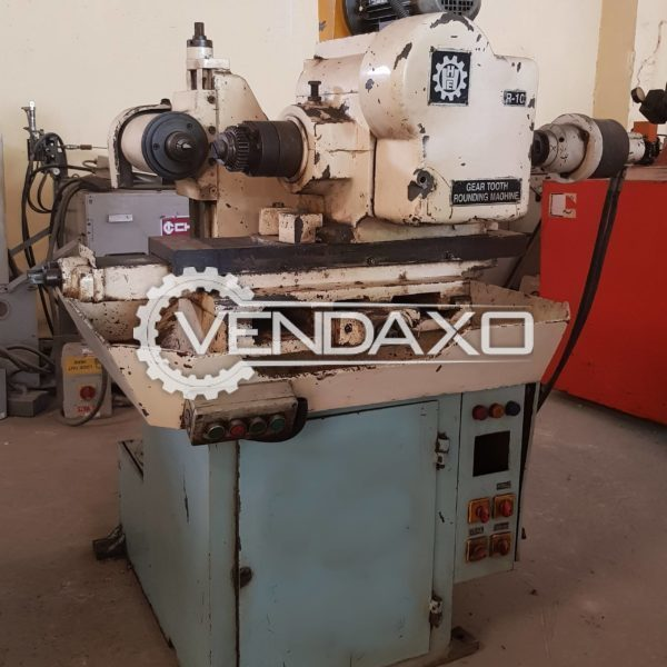 HEY 10 Gear Tooth Rounding Machine - Diameter : 250 mm