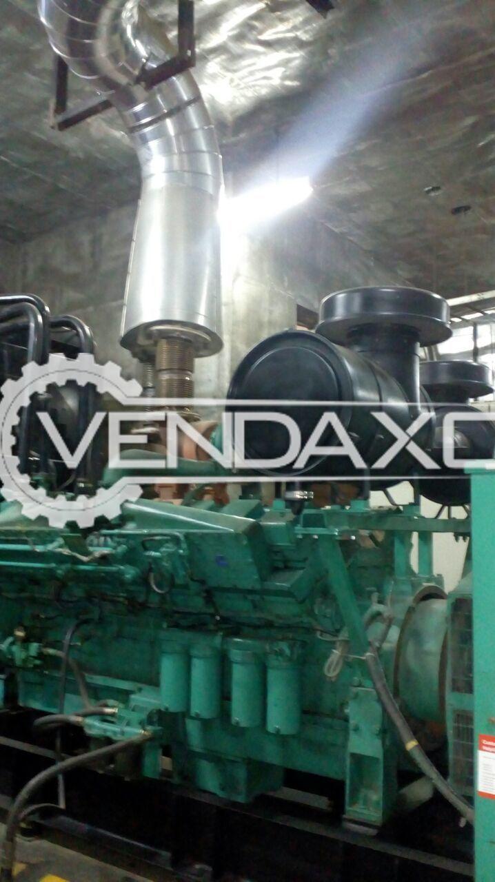 Stamford Diesel Generator - 1500 kva