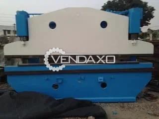Indian Make Press Brake Machine - Capacity : 3000mm x 100 Ton