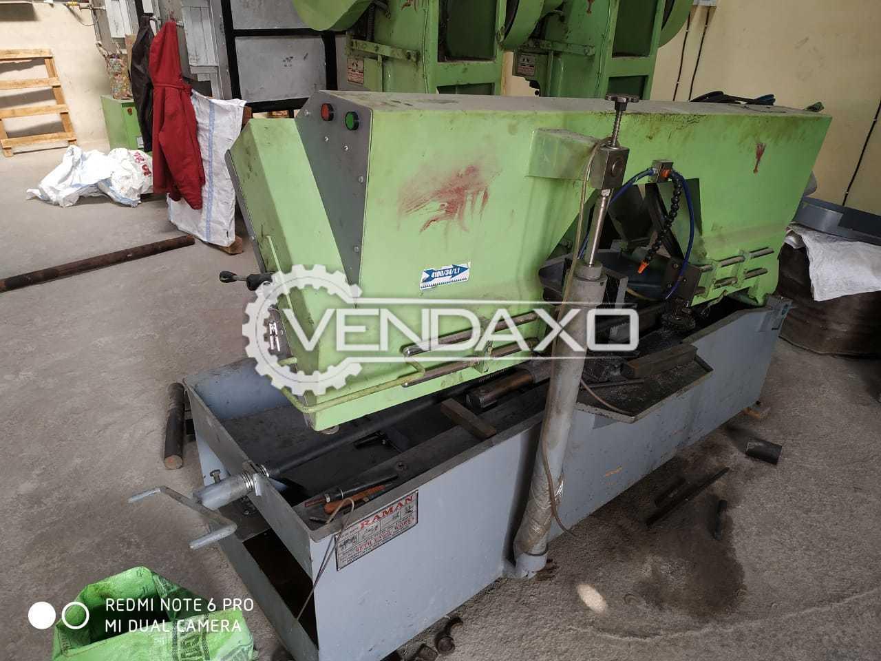 Raman Bandsaw Machine - 14 Inch