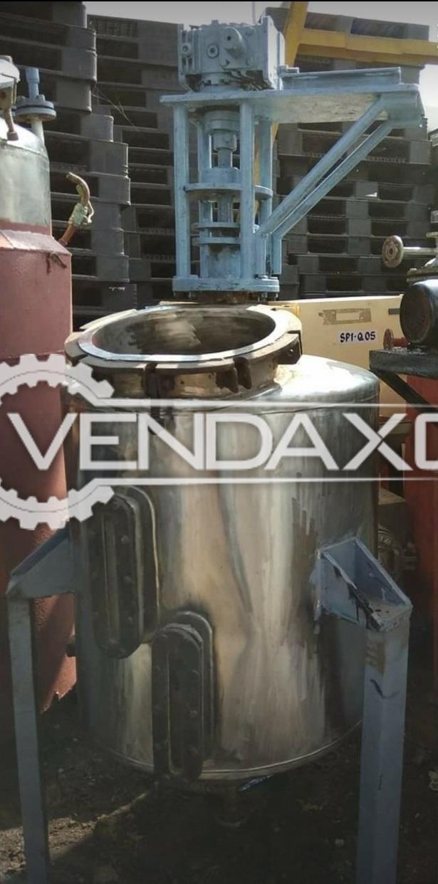 Mixing Vessel - 300 Liter