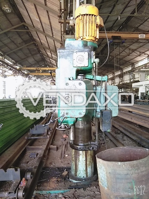 HMT RM 63 Mechanical Radial Drill Machine - 50 mm