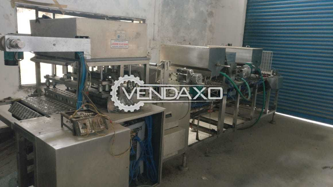 Available For Sale Chocolate Manufacturing Unit