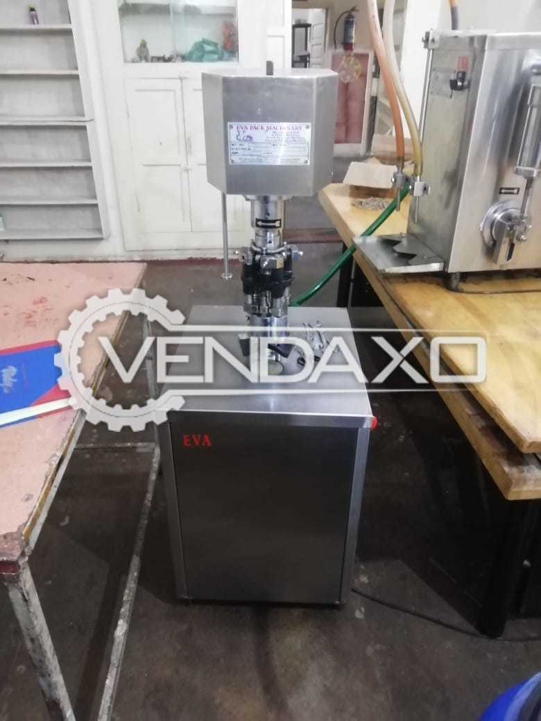 Available For Sale Sealing Machine - 100, 200 & 500 ML