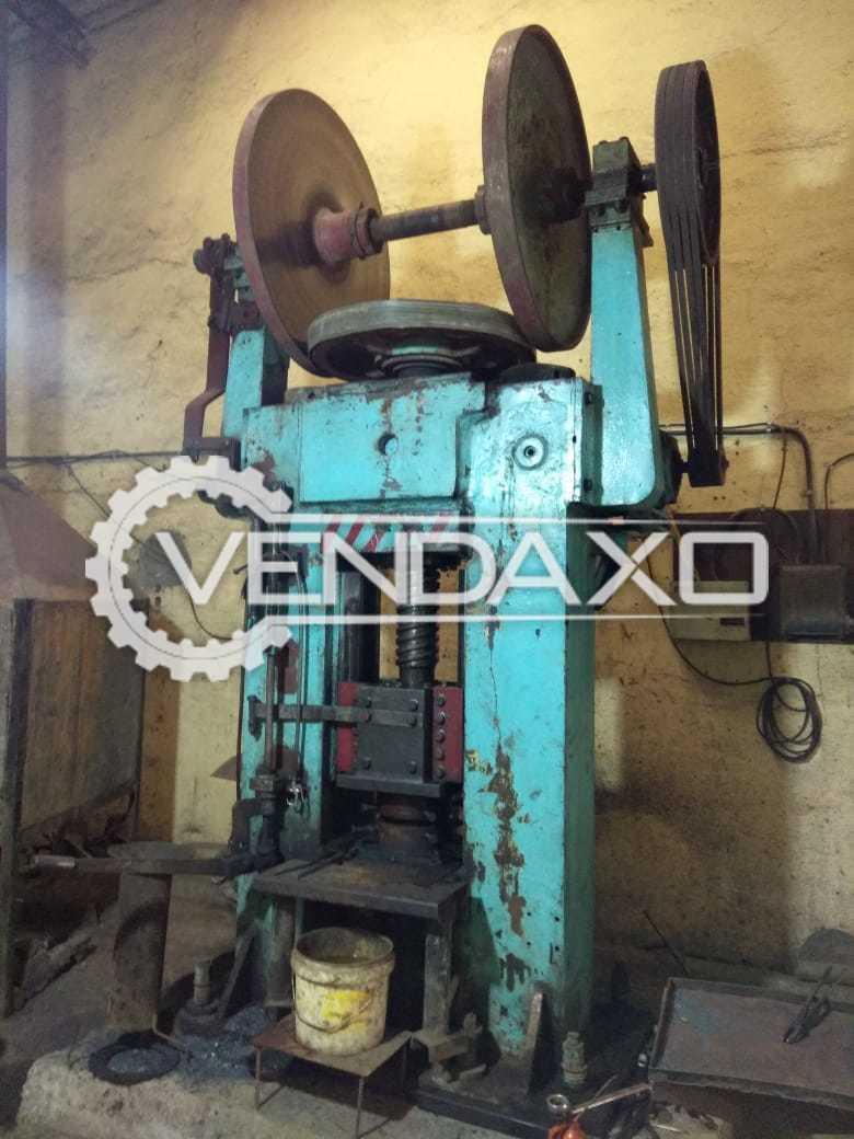 Friction Screw Press - 200 Ton
