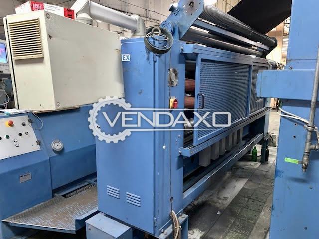 Krantz K20 Gas Stenter Machine - Width - 2400 mm