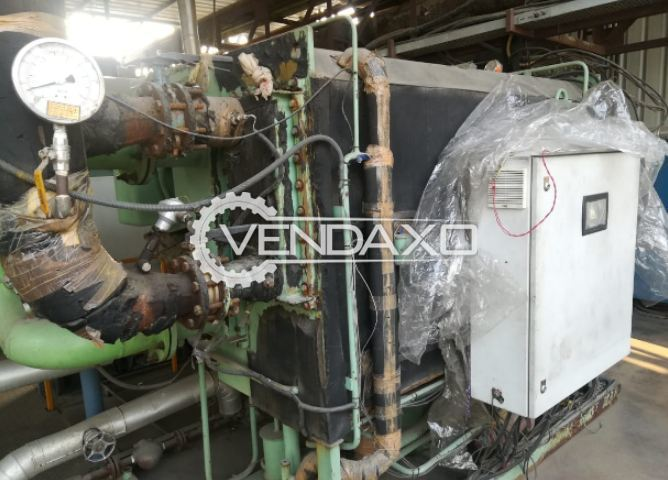 Voltas HAU-W-100S Chiller - 103 TR, 2015 Model