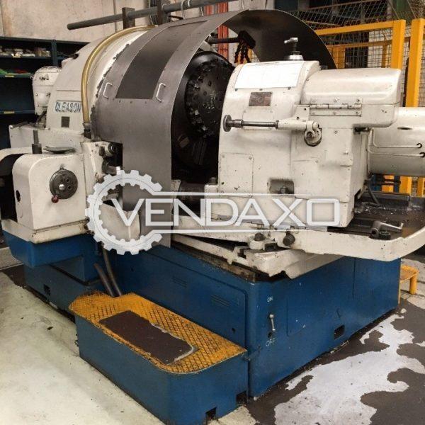 Gleason 26 Hypoid Spiral Bevel Gear Generator - Max. Wheel Diameter : 840 mm