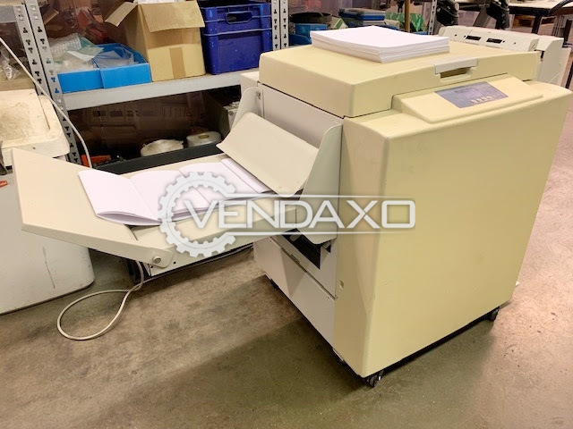 Plockmatic SR90+ Electric Booklet Maker Machine - 297 x 420 mm