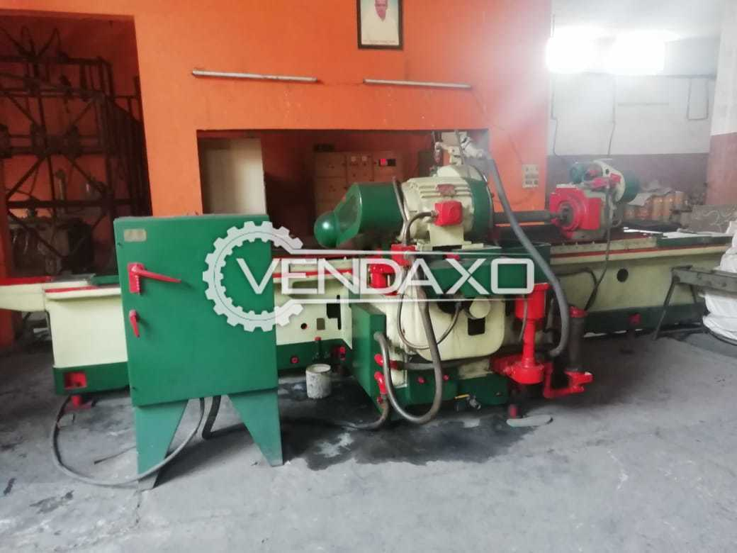 Cincinnati Make Cylindrical Grinding Machine - Bed Size : 3 meter