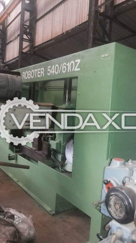 Pehaka Make Bandsaw Machine - Model Roboter 540/610Z
