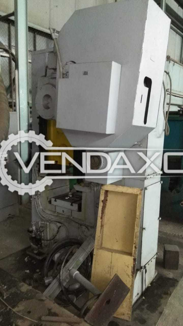 Knuckle Joint Press Machine - 200 Ton