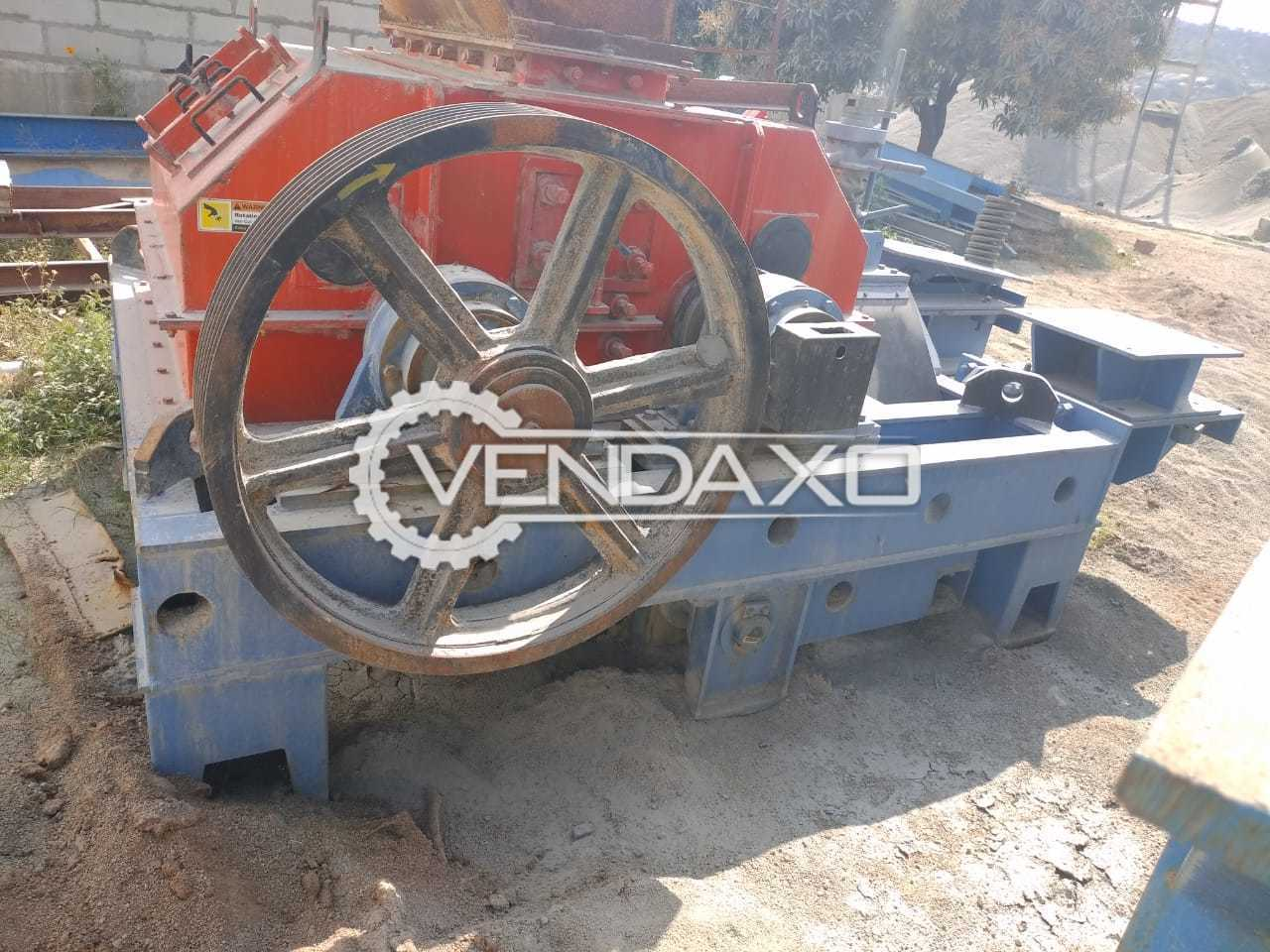 Available For Sale Horizontal Shaft Impactor (HSI) - 1400 x 1000 mm