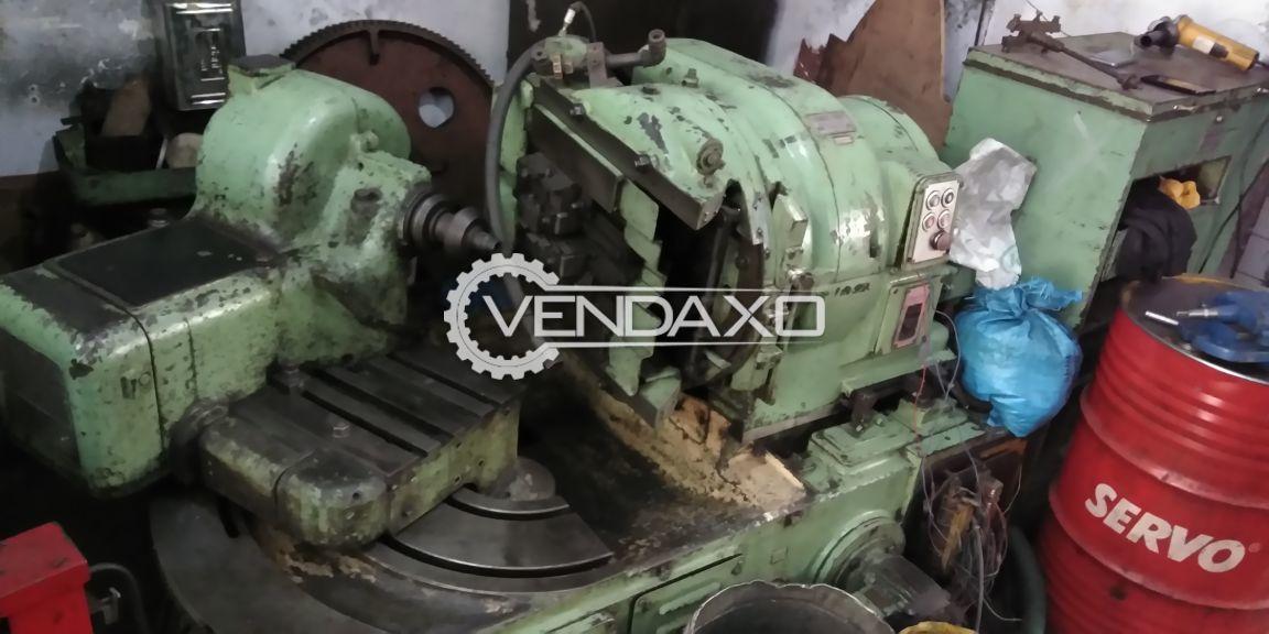 German Make Straight Bevel Gear Generator - Diameter : 250 mm