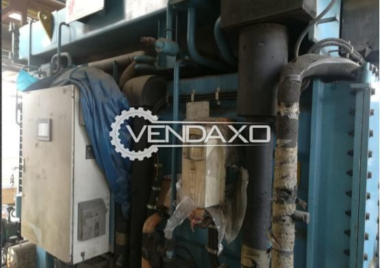 Thermax 2B3KH/10 Vam Chiller - 262 TR, 2015 Model