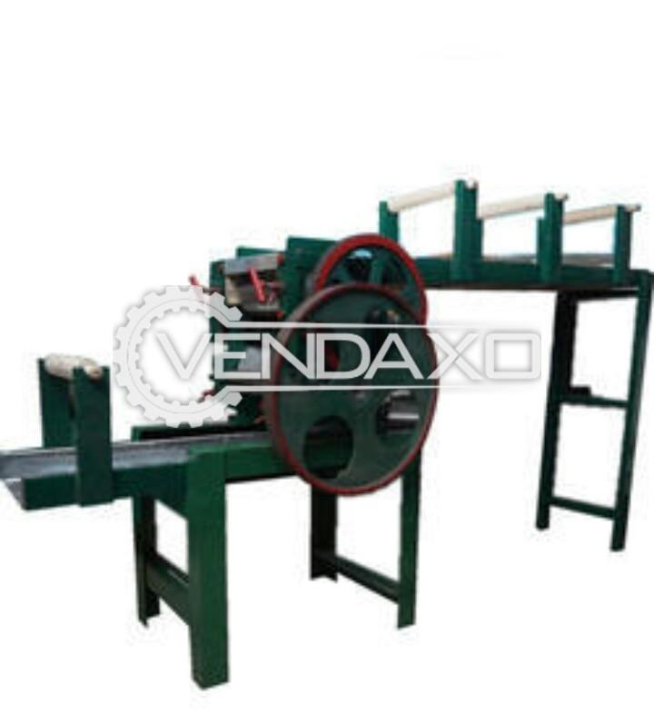 Semi Automatic Noodle Making Machine - 80 Kg/hr