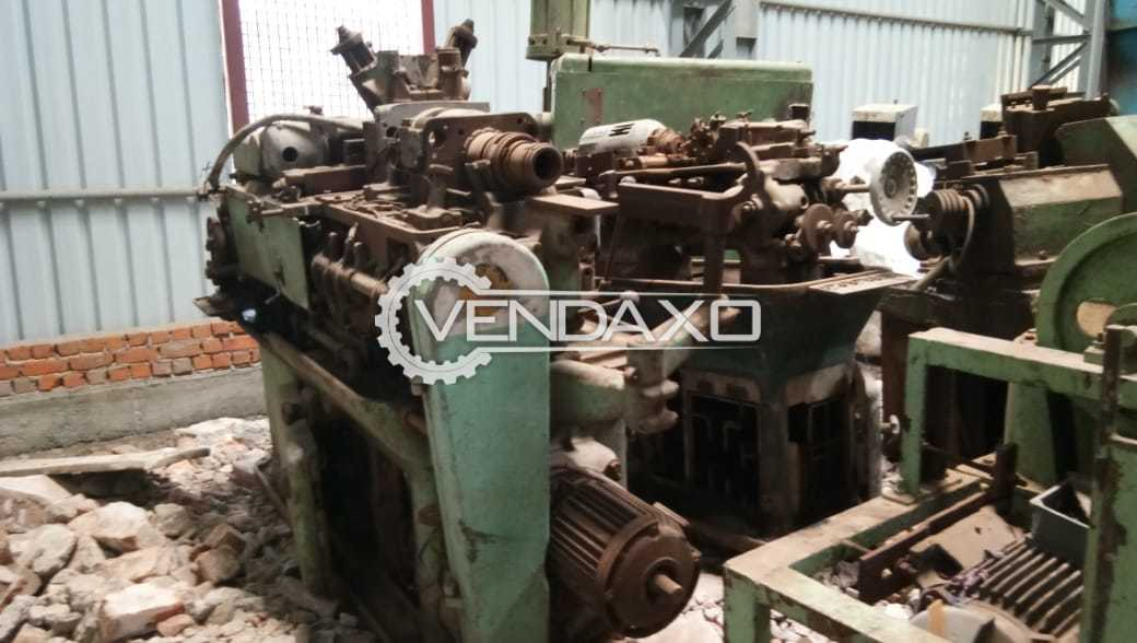 Available For Sale 3 Set OF German Make Index Machine