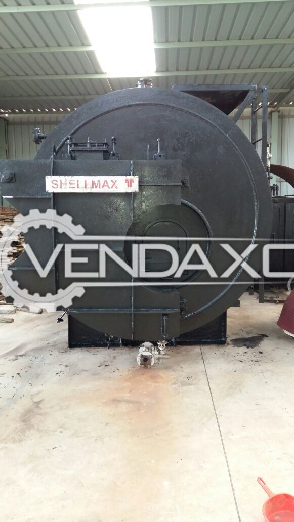 Thermax Wood Fired Boiler