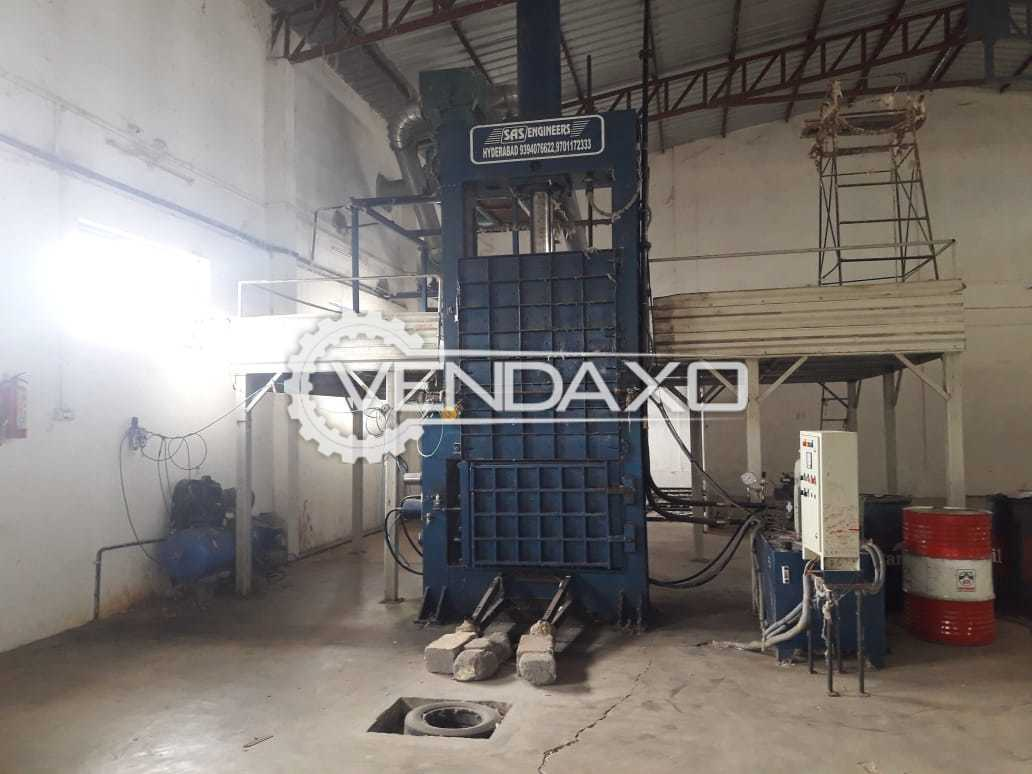 Available For Sale 10Dr Jadoah Jumbo Ginning TMC Plant