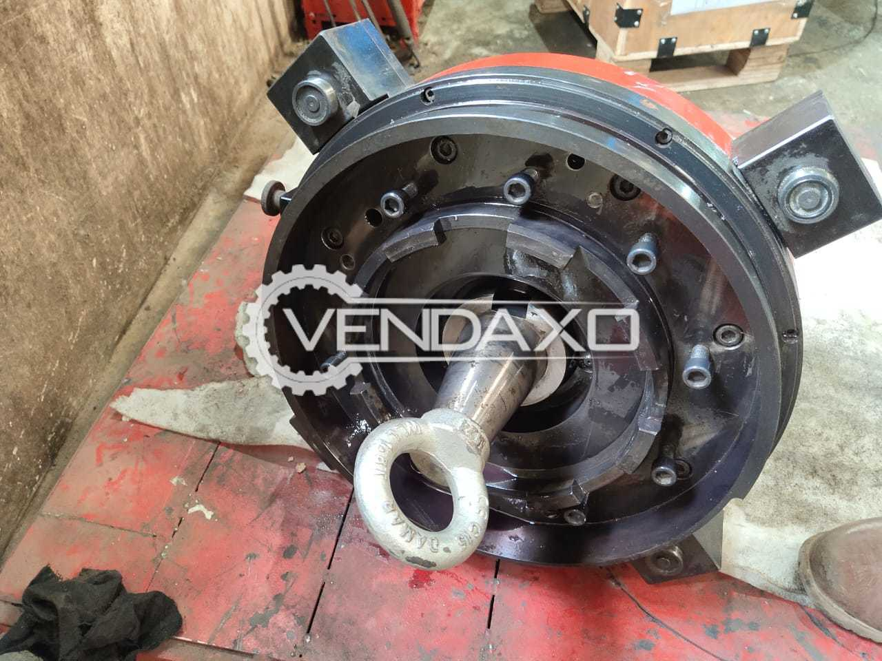 MADAULA Make Automatic VMC Angle Head Machine - 60° Degree