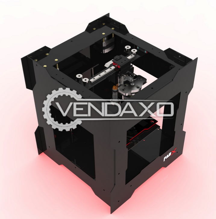 REDD FabX Pro 3D Printer Machine - 150 x 150 x 150 mm
