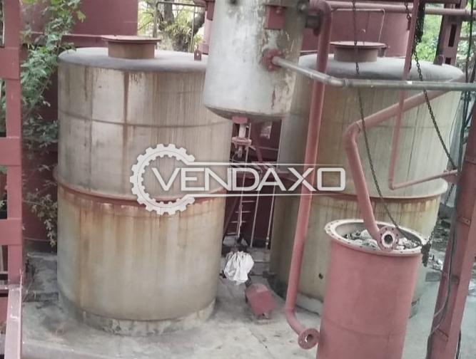 SS 304 Storage Tank - Capacity : 9000 Liter