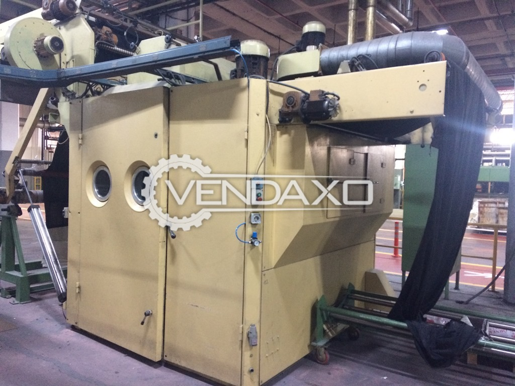 Anglada Turbang Tumble Dryer Machine - Width - 1.80 Meter, 1996 Model