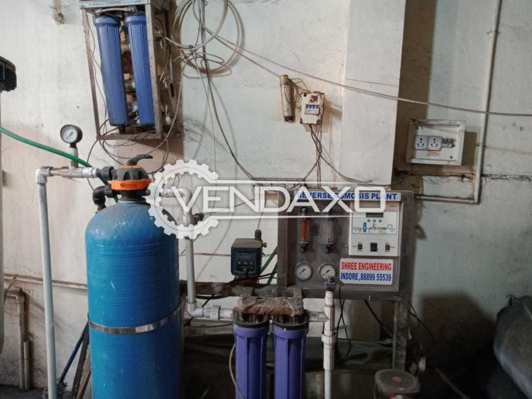 Like New Reverse Osmosis Plant - 200 L/hour, 2018 Model