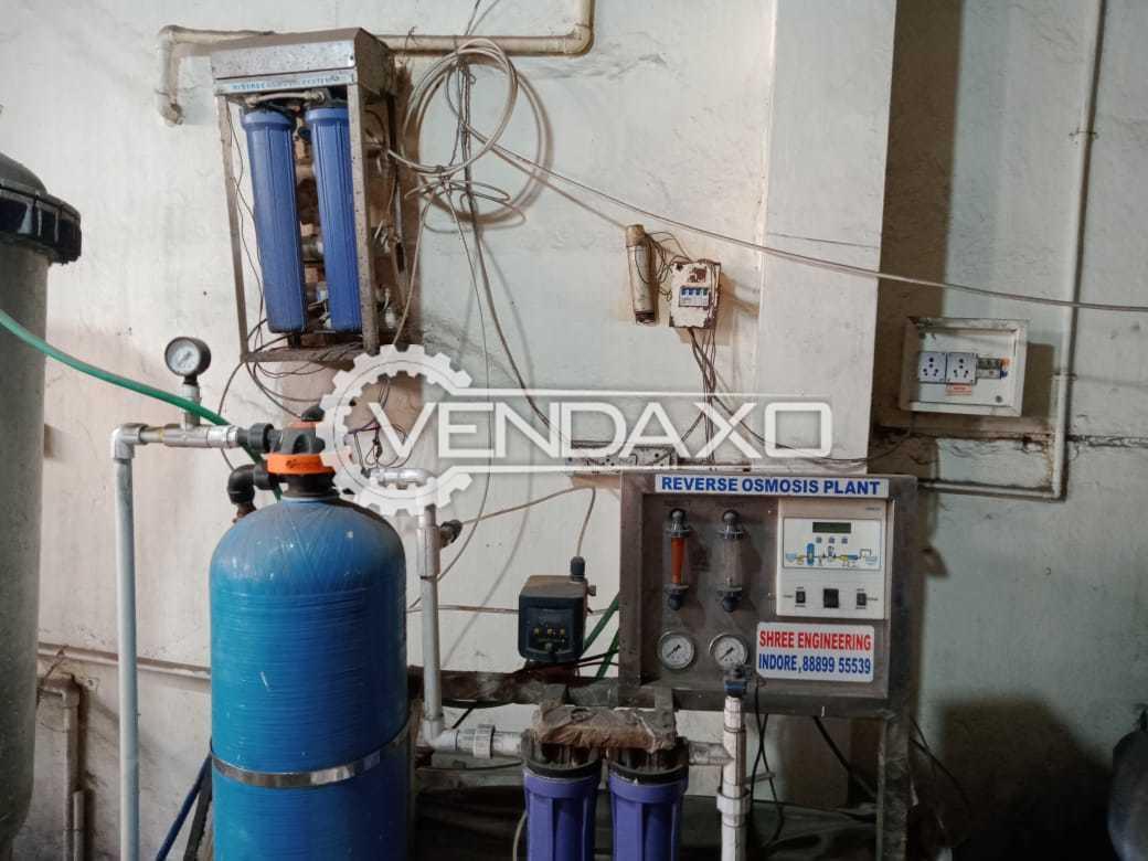 Reverse osmosis plant img1