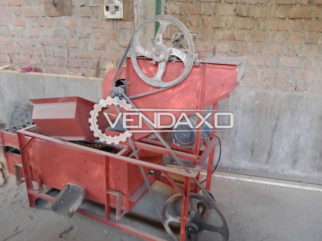 Used Garlic Bulb Cracking Machine - 2018 Model