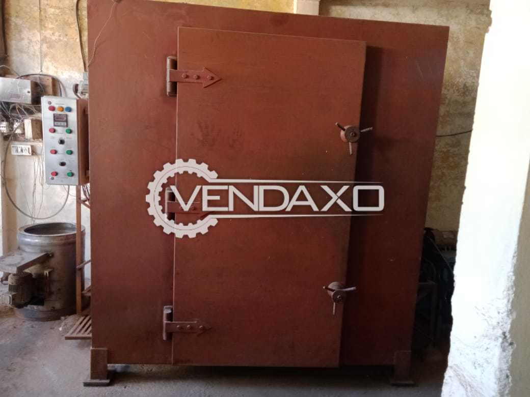 Used Industrial Dryer - Size - 4 x 6 x 7 Feet