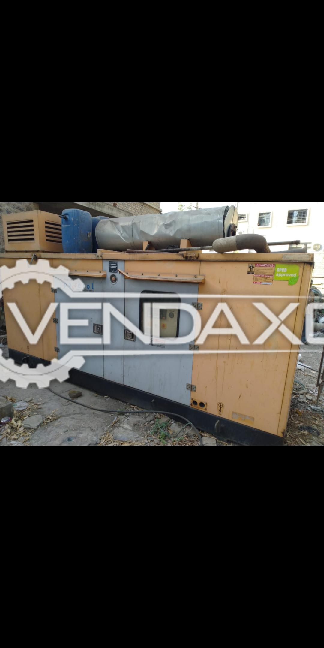 Mahindra & Mahindra Silent Diesel Generator - 125 Kva, 2012 Model