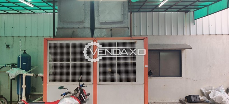 Air coooled water chiller machine photo 1