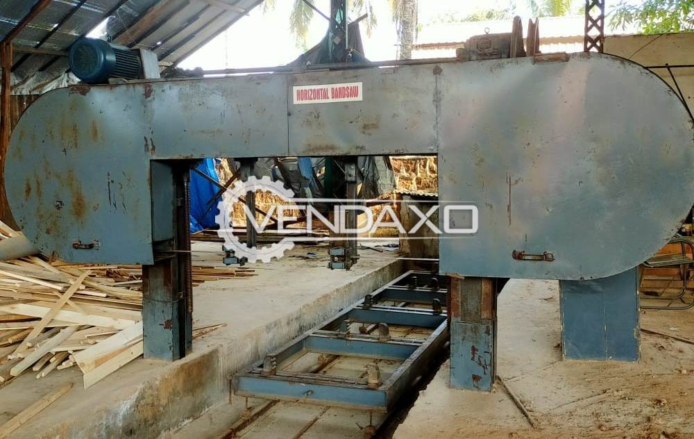 Available For Sale Horizontal Bandsaw Machine - 42.5 Inch