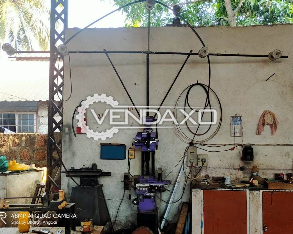 Available For Sale Bandsaw Teeth Sharpening Machine - 2014 Model