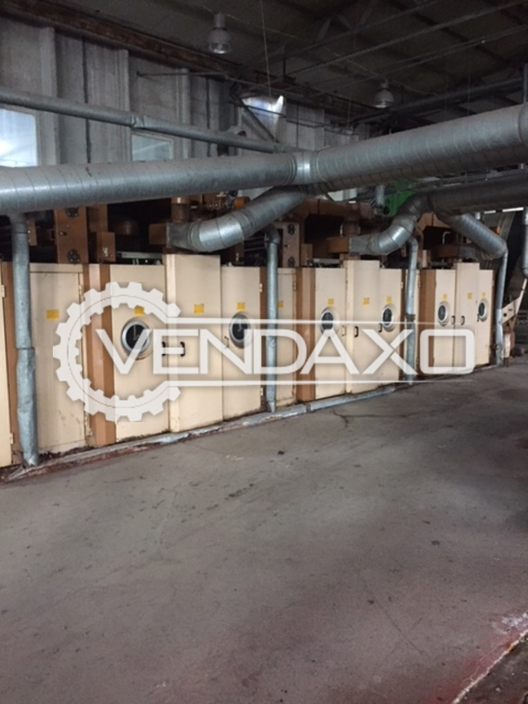 Anglada Turbang Tumble Dryer Machine - Width - 2.40 Meter, 2004 Model