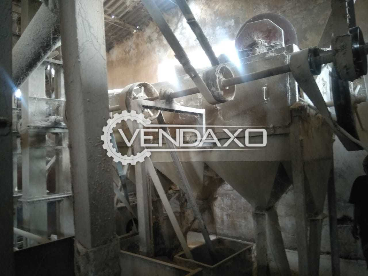 Available For Sale Dal Mill Plant