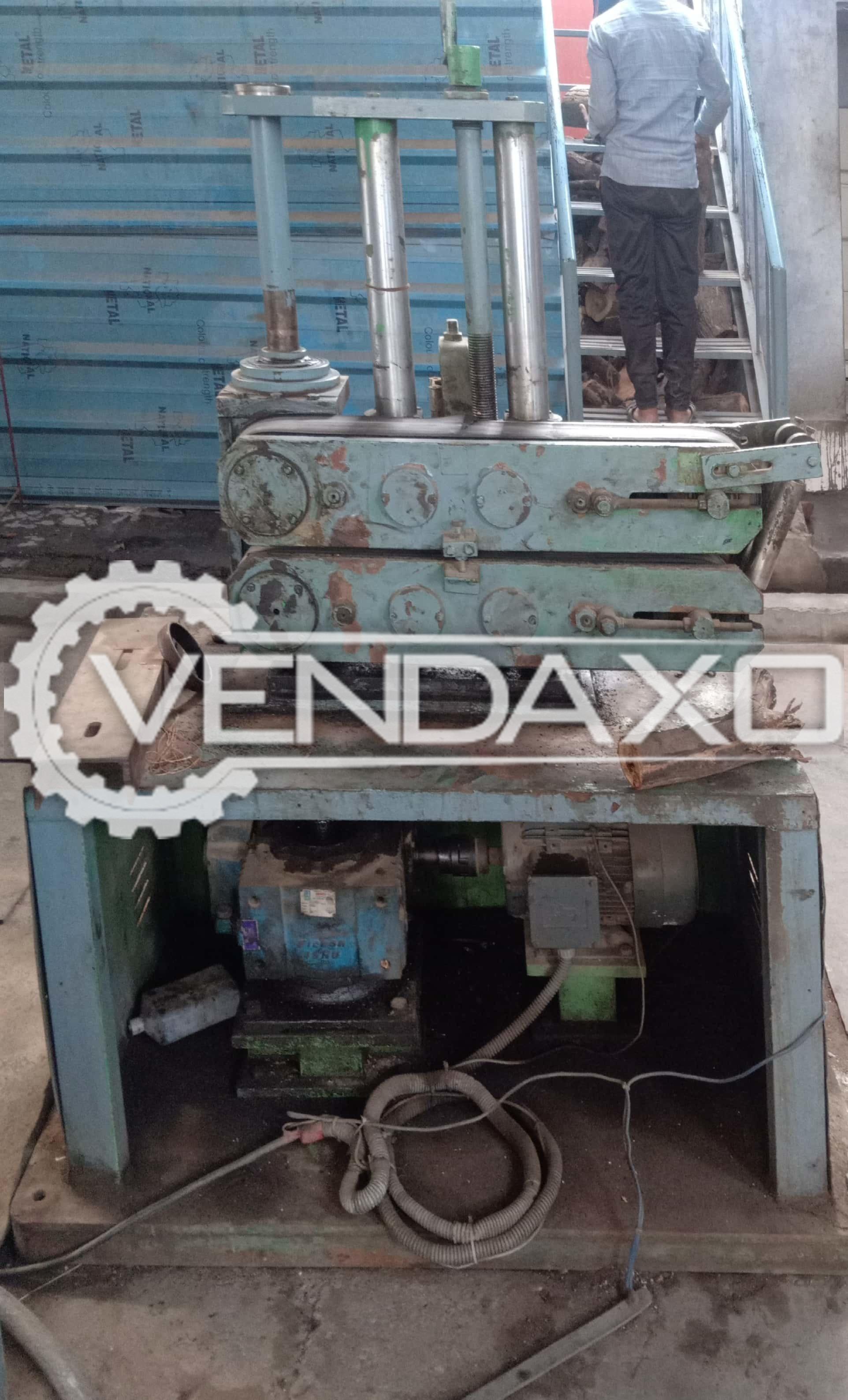 Shiv Shakti Make PVC Mandrel Extruder Machine - 2004 Model