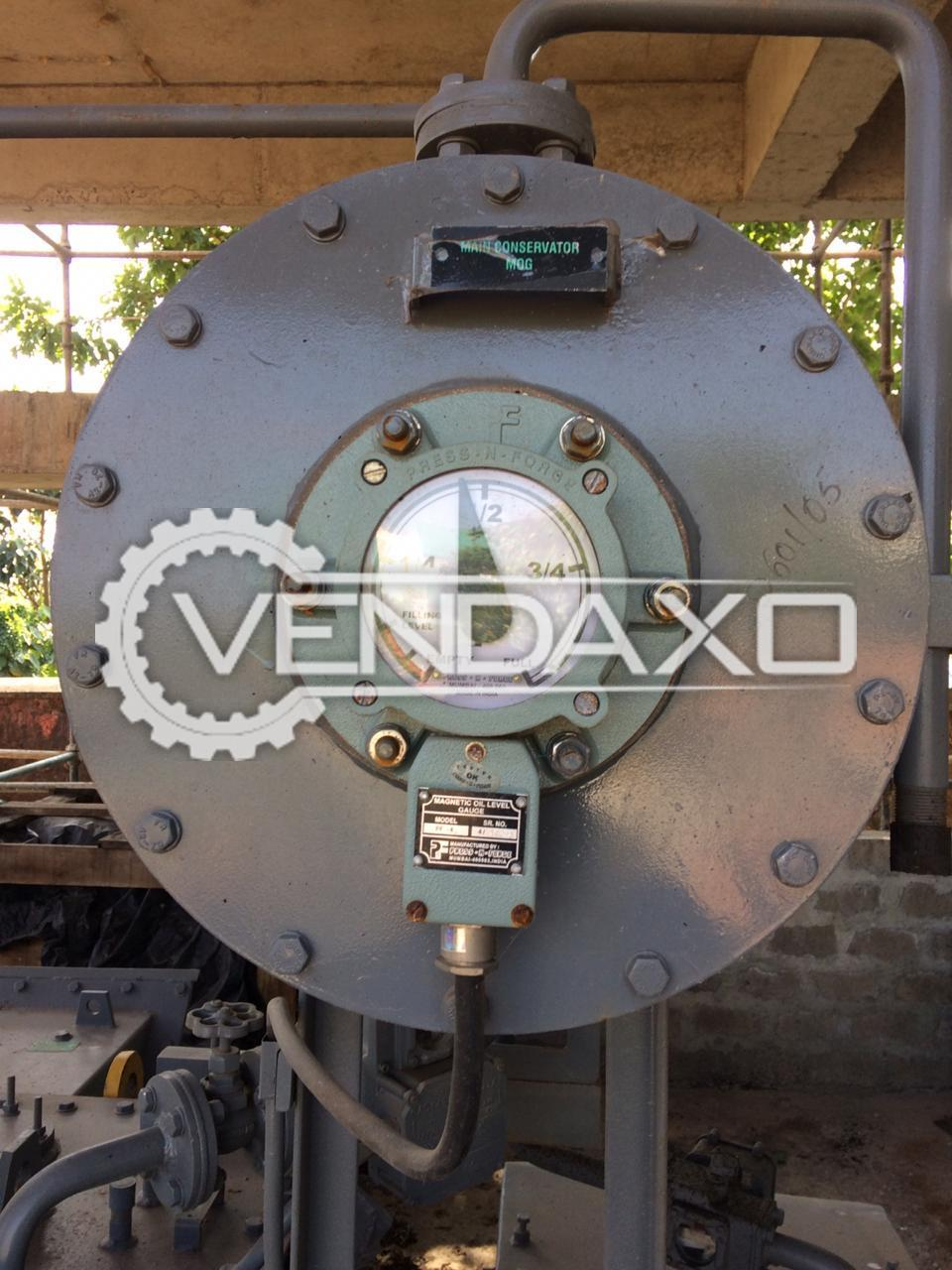 Kirloskar Make Surplus Transformer - 630 Kva