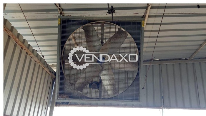 Avaialble For Sale Dairy Fans DF-1250 mm (6 Blade)