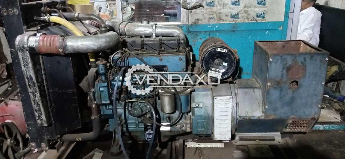Newage Make Diesel Generator - 82.5 Kva