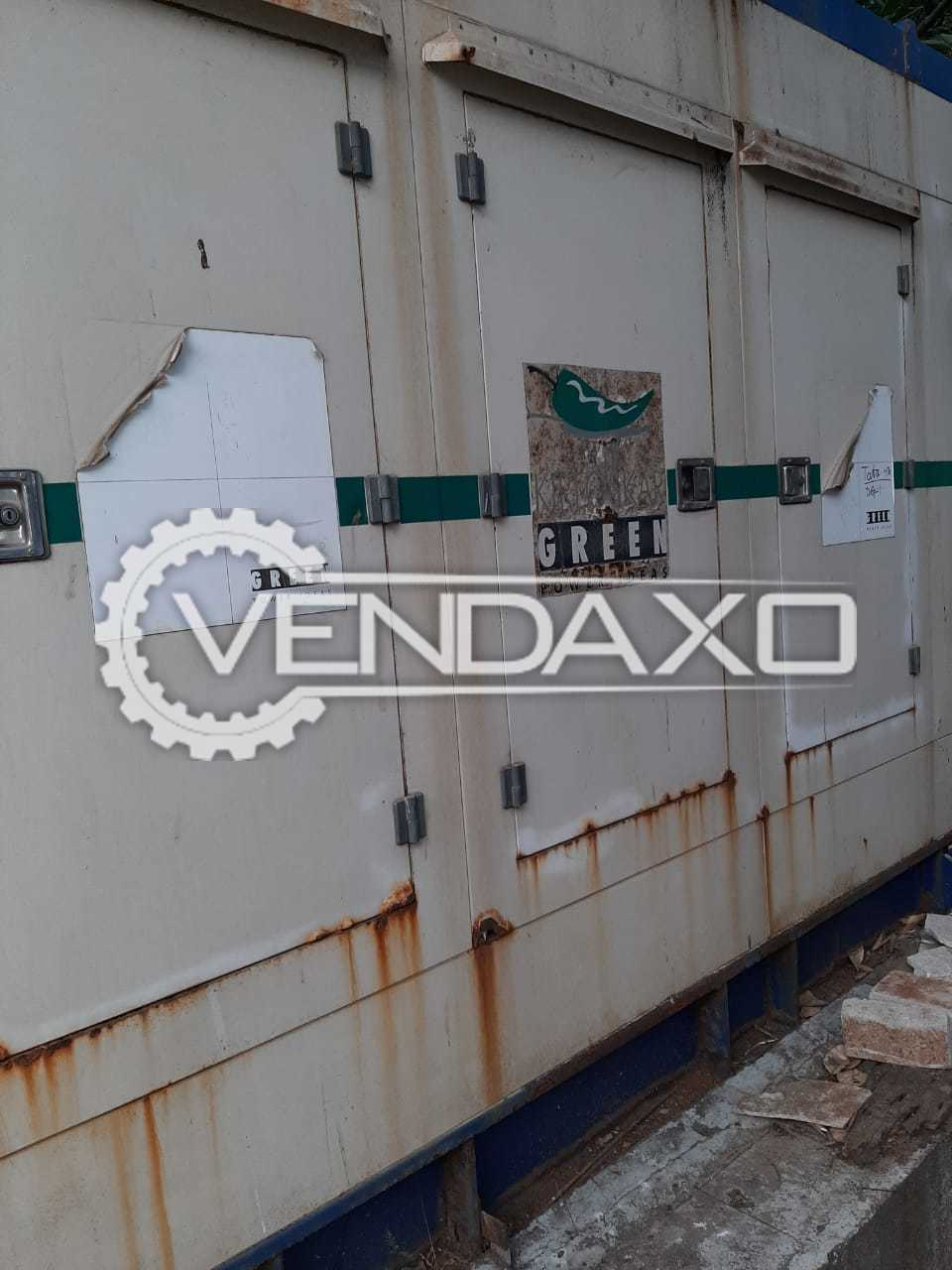 Kirloskar Green Diesel Generator - 600 Kva
