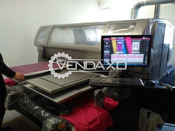 Kornit Avalanche 951 Digital Printing Machine - 2011 Model