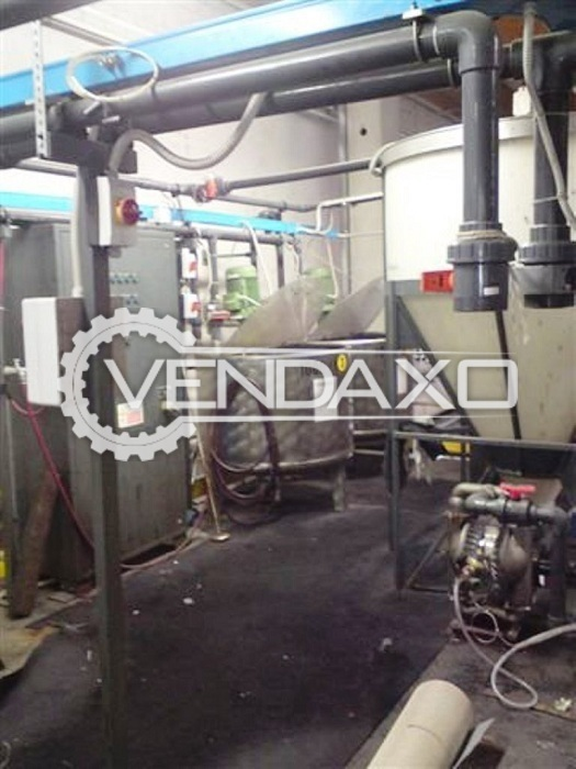 Zimmer Chromojet Digital Printing Machine - Width - 2.20 Meter