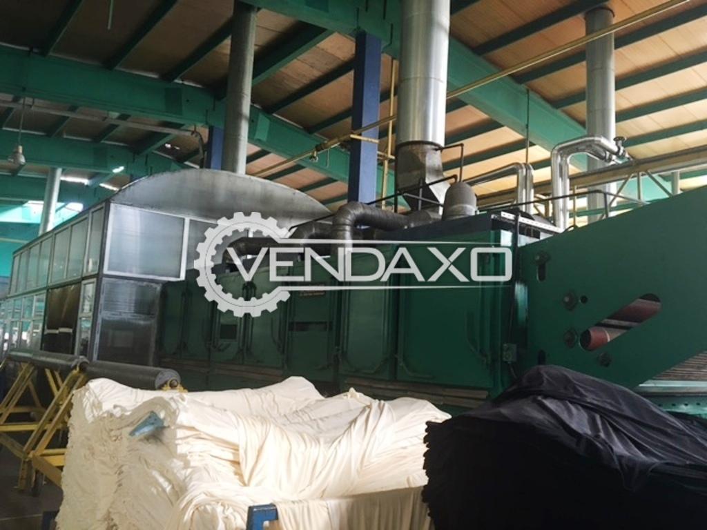 ESCH Flock Printing Machine - 2.40 Meter