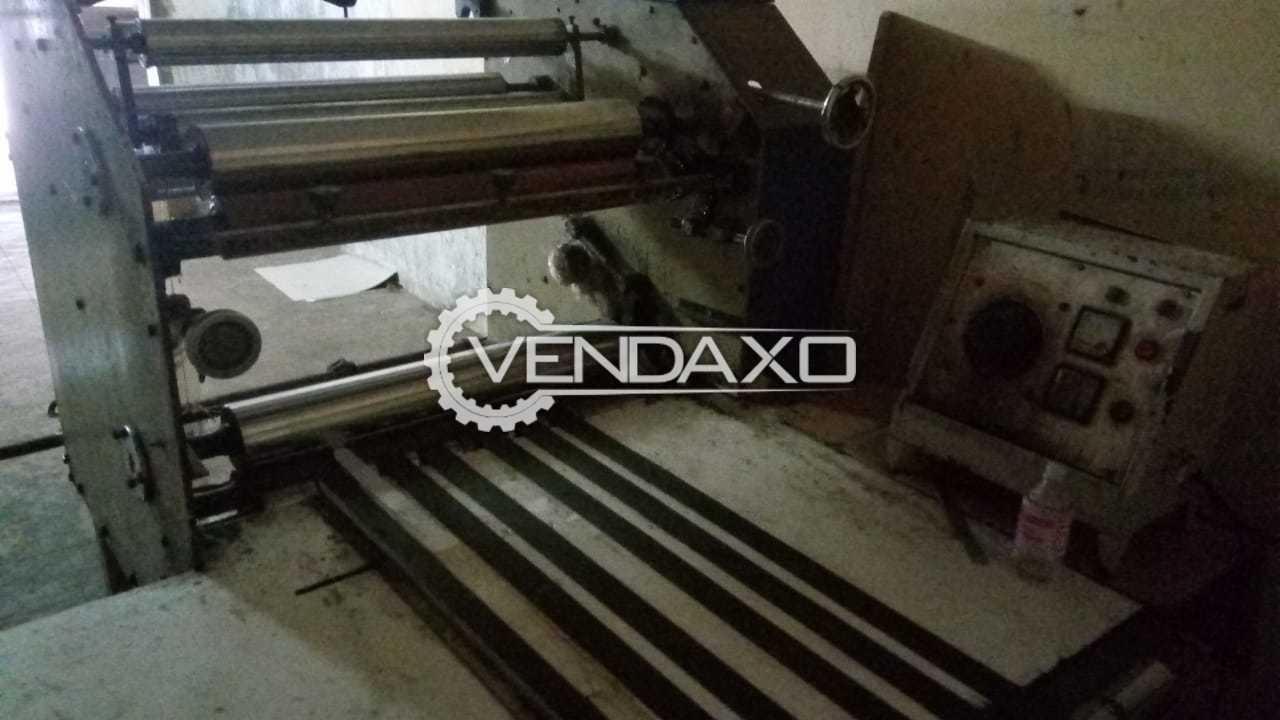Sigma Lamination Machine - Size - 30 Inch