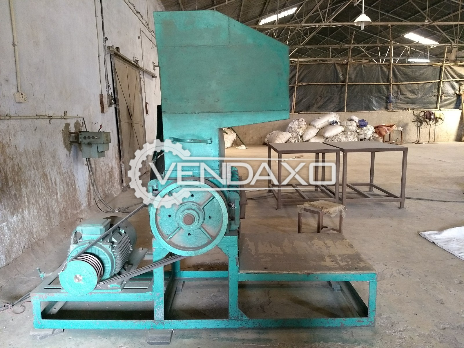 Plastic Grinder / Shredder / Cutter